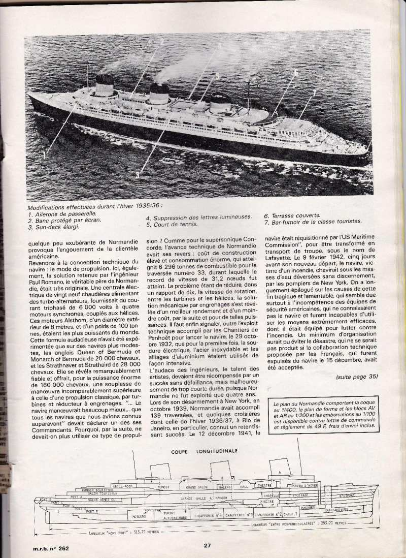 paquebot normandie plan mrb au 1/200  - Page 12 Img_2013