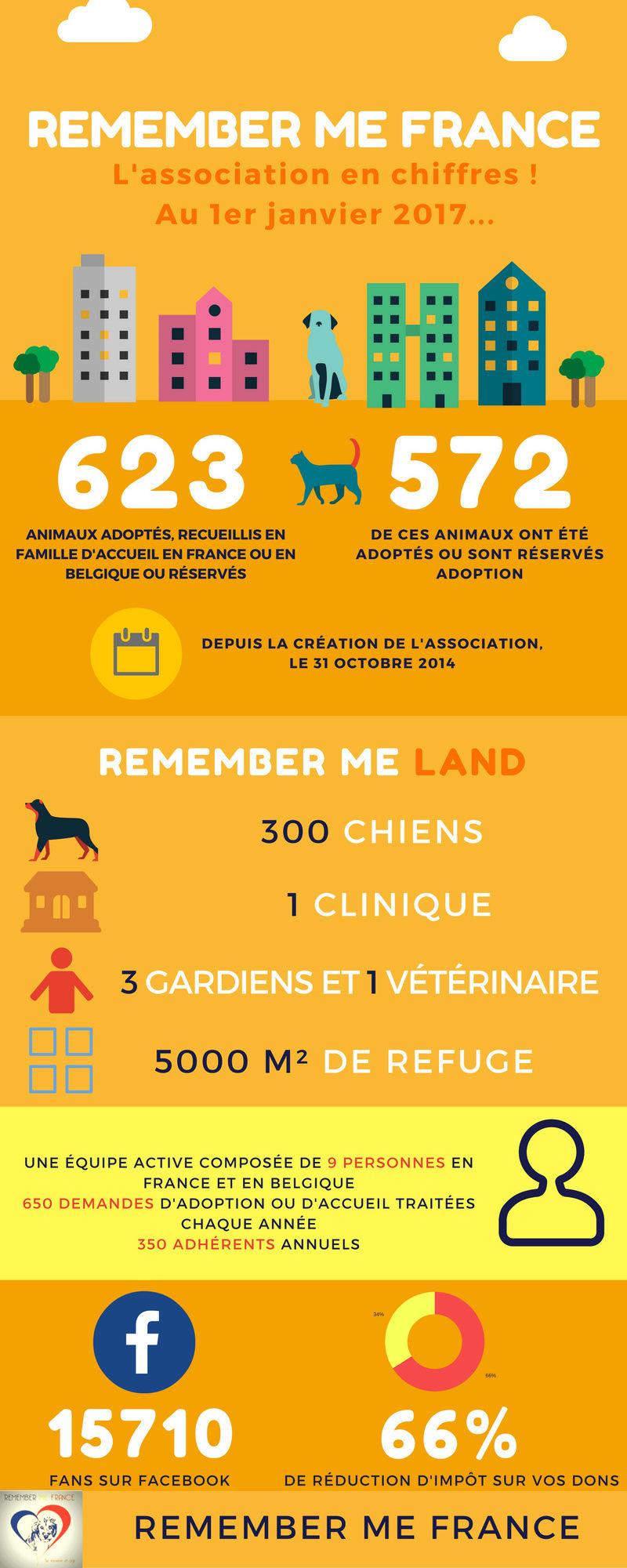 Infographie : REMEMBER ME FRANCE EN CHIFFRES ! Infogr10
