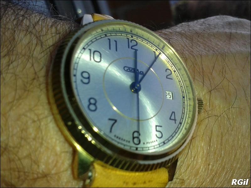 Votre montre du jour - Page 5 20170111