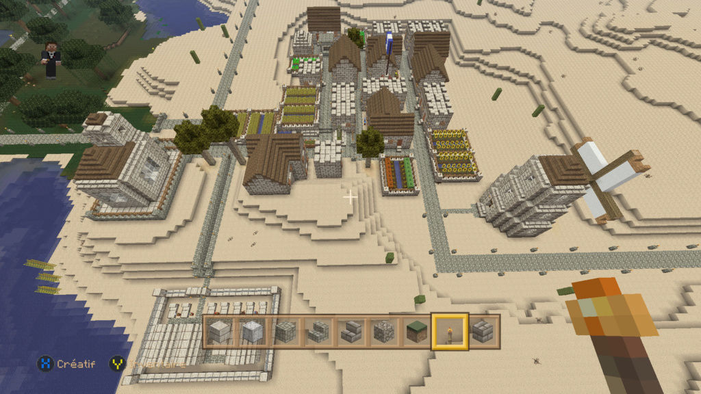Minecraft: mes mondes/créations - Page 6 06-11-21