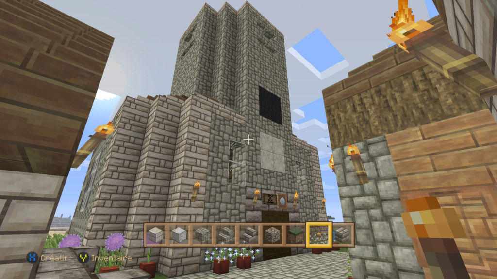 Minecraft: mes mondes/créations - Page 6 06-11-22