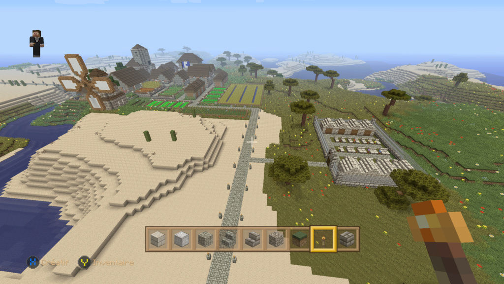 Minecraft: mes mondes/créations - Page 6 06-11-24
