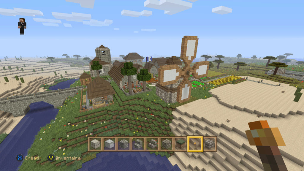 Minecraft: mes mondes/créations - Page 6 06-11-26