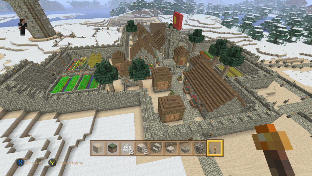 Minecraft: mes mondes/créations - Page 6 29-01-14