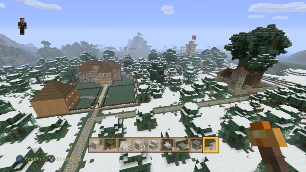 Minecraft: mes mondes/créations - Page 6 29-01-18