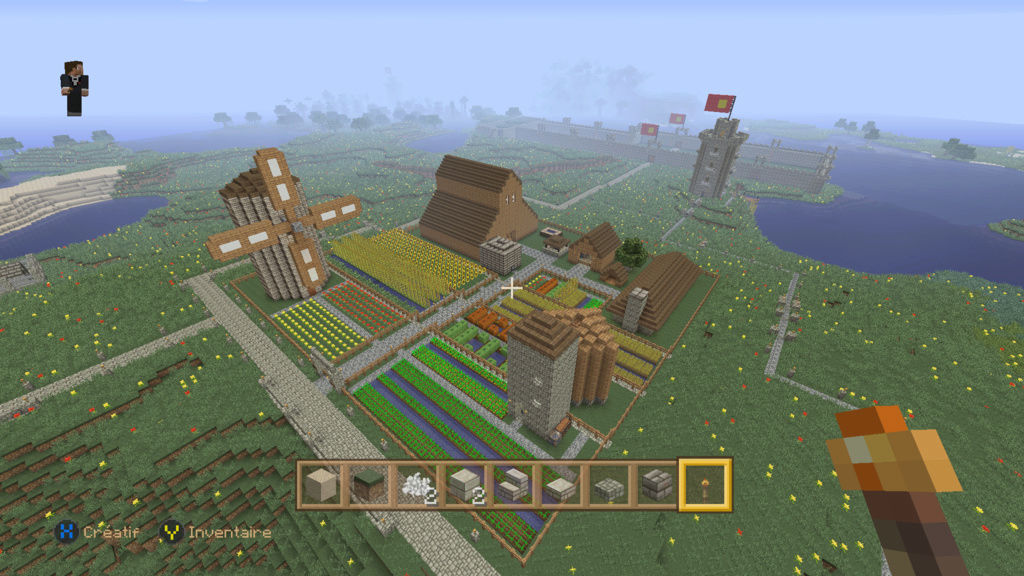 Minecraft: mes mondes/créations - Page 6 29-01-19