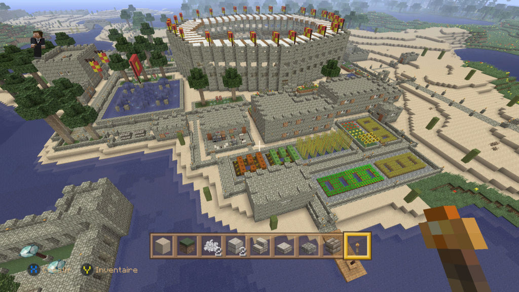 Minecraft: mes mondes/créations - Page 6 29-01-22