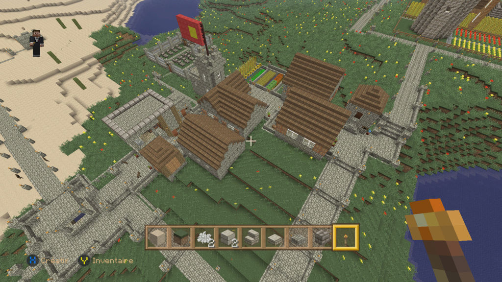 Minecraft: mes mondes/créations - Page 6 29-01-23