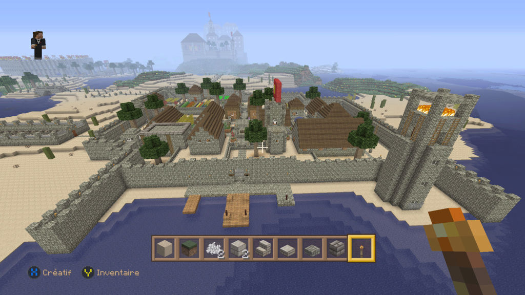 Minecraft: mes mondes/créations - Page 6 29-01-25