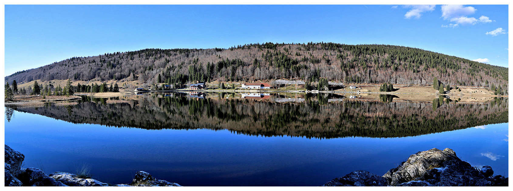 Lac des Rousses Panofo10