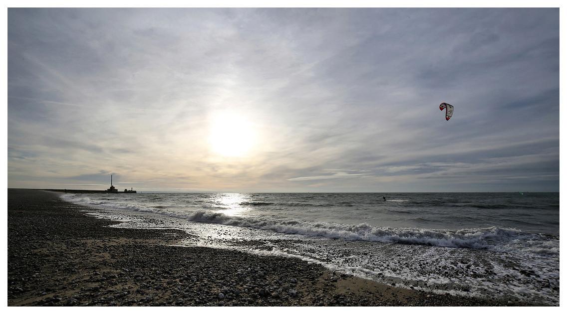 Petit souvenir du Havre Plage010