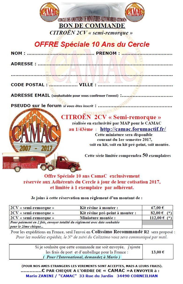 "2017 - CamaC16 :  2CV ""tracteur + remorque"" Bon-cd11"