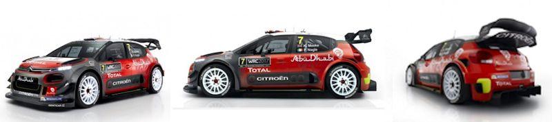 Nouvelle saison WRC ... 2017 ... C3wrc11