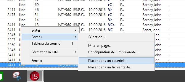 enregistrement de parties Courri12