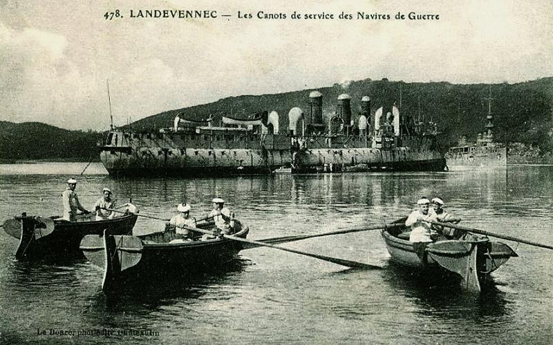 Croiseurs français  - Page 4 Davout15