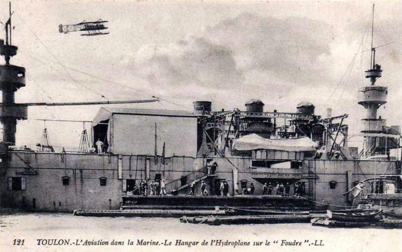 Croiseurs français  - Page 5 Foudre10