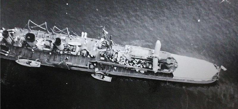 Croiseurs japonais - Page 4 Jintsu10