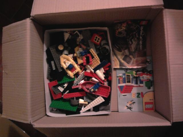 Cerco Lego sfusi in grandi quantità Foto6310