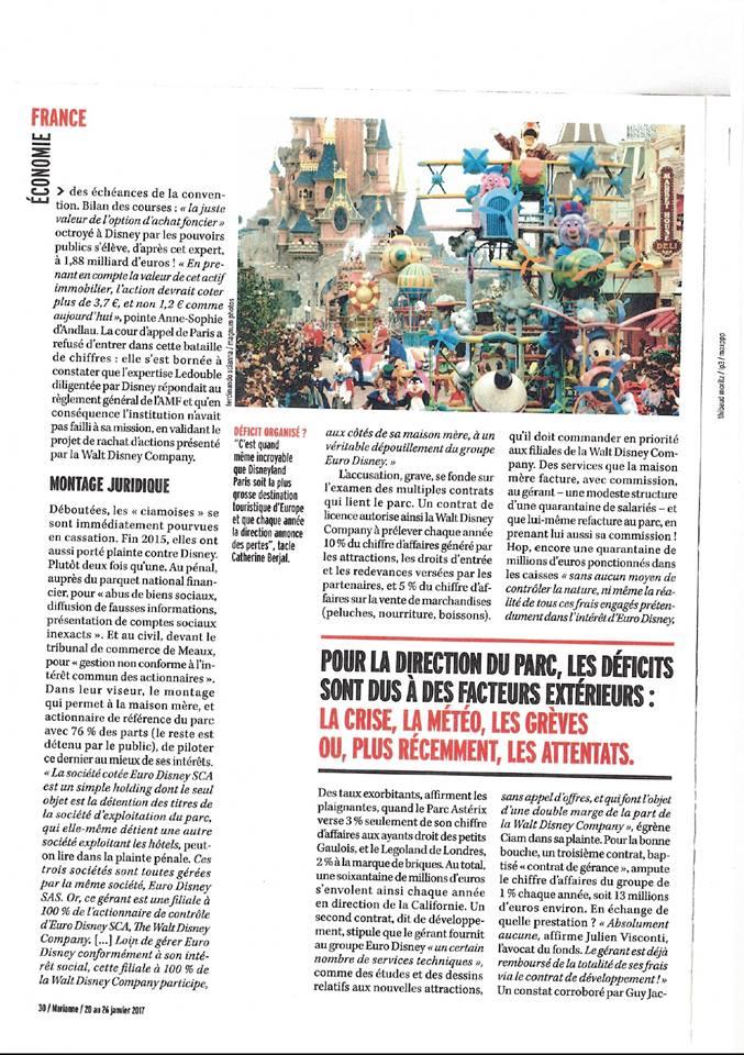 Disney s'assure-t-il volontairement que Disneyland Paris ne soit jamais rentable ? - Page 4 16195510