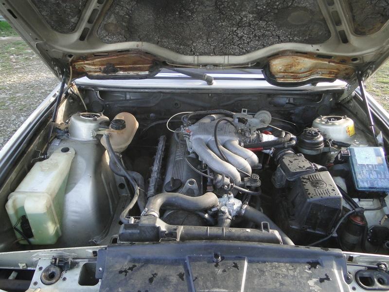 (Abandonné )[ BMW e28 520i M20 an 1986 ] ne demarre plus du tout Dsc03111