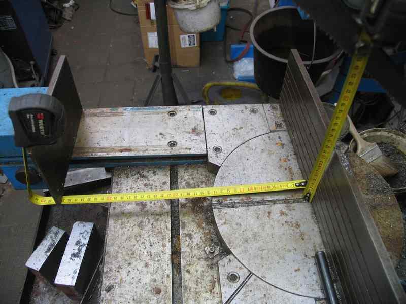 Scie à ruban à métaux MétalProfi SRM210FH Img_1610