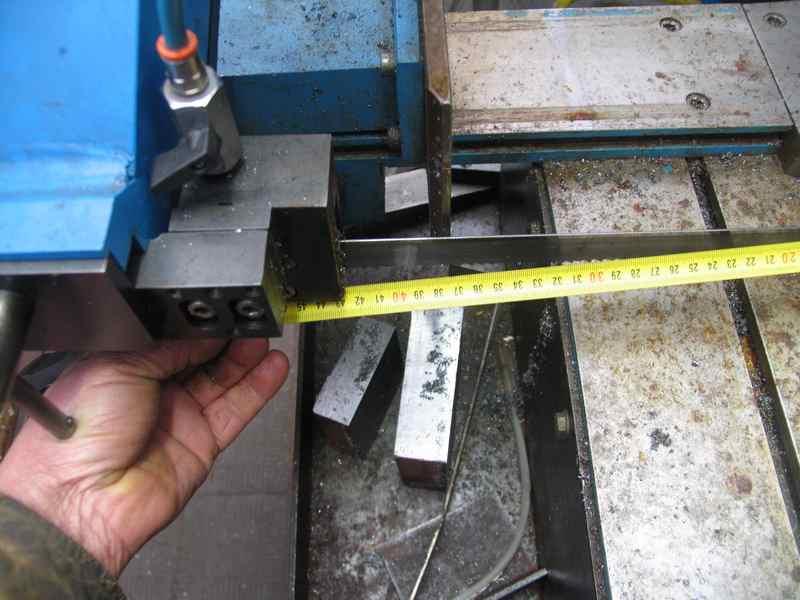 Scie à ruban à métaux MétalProfi SRM210FH Img_1611
