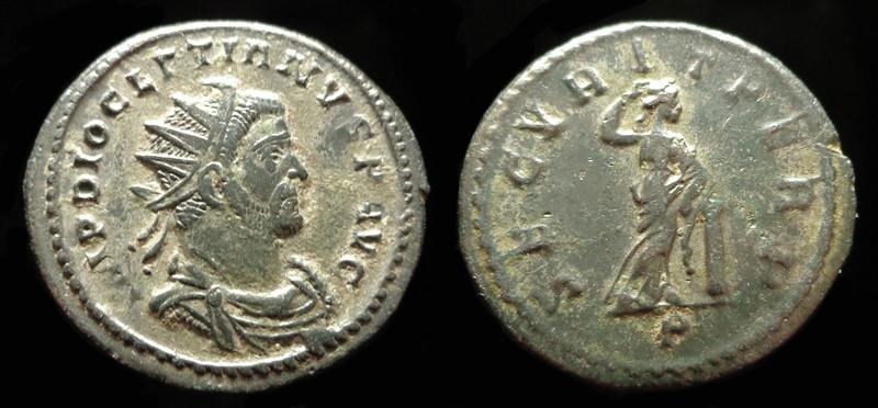 Aureliani de Lyon de Dioclétien et de ses corégents - Page 9 Ant06110