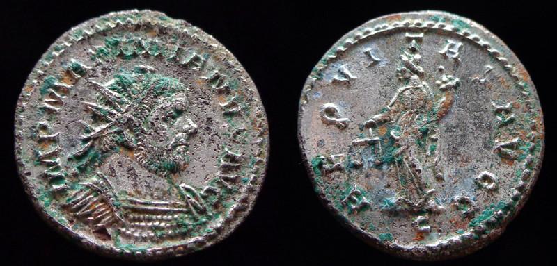 Aureliani de Lyon de Dioclétien et de ses corégents - Page 9 Ant06210