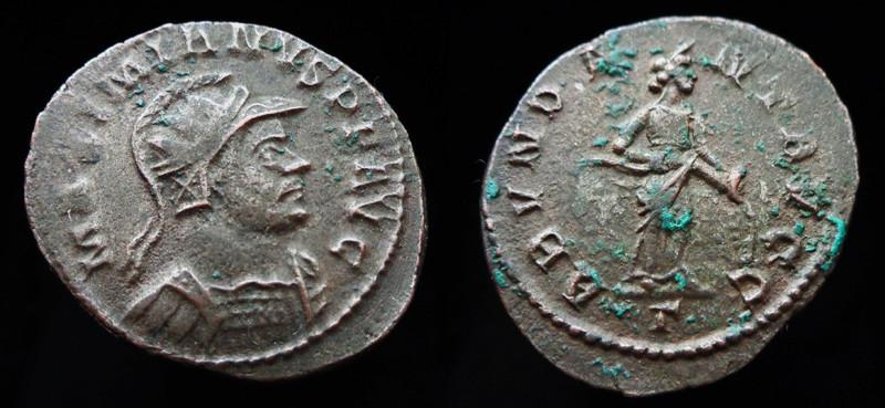 Aureliani de Lyon de Dioclétien et de ses corégents - Page 9 Ant06310