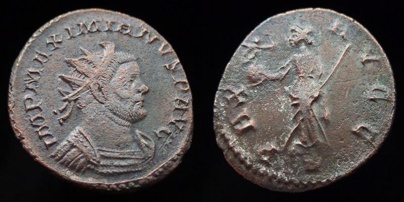 Aureliani de Lyon de Dioclétien et de ses corégents - Page 9 Ant06410