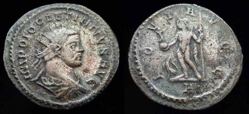 Aureliani de Lyon de Dioclétien et de ses corégents - Page 9 Ant06510