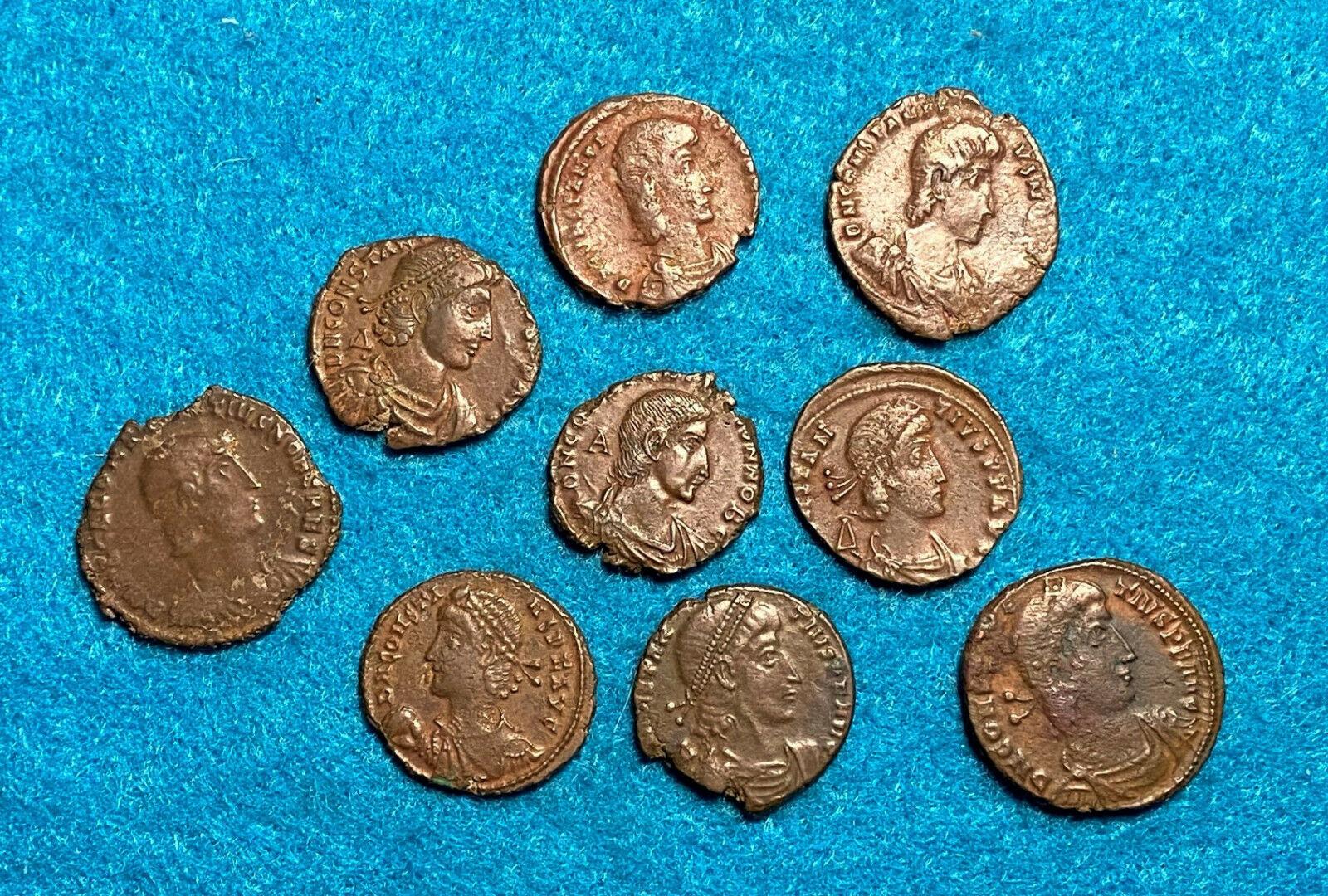 l'histoire d'une monnaie qui me semble t-il n'est pas dans la base Cst_av10