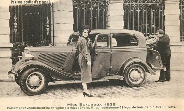 Le GAZOGENE et la voiture des français de 39 à 45 393_0010