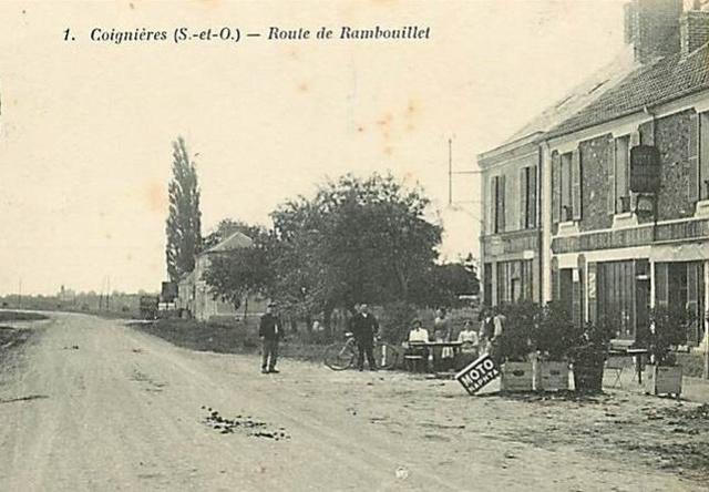 La COUPE des voiturettes, le Circuit de Rambouillet 585_0011