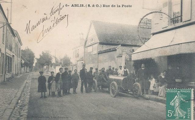 La COUPE des voiturettes, le Circuit de Rambouillet 921_0010
