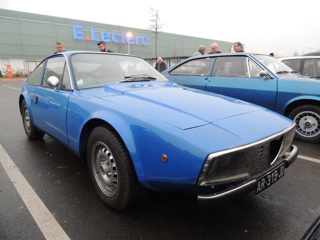 Alfa Romeo 1300 Junior ZAGATO de 1970 Dscn8816