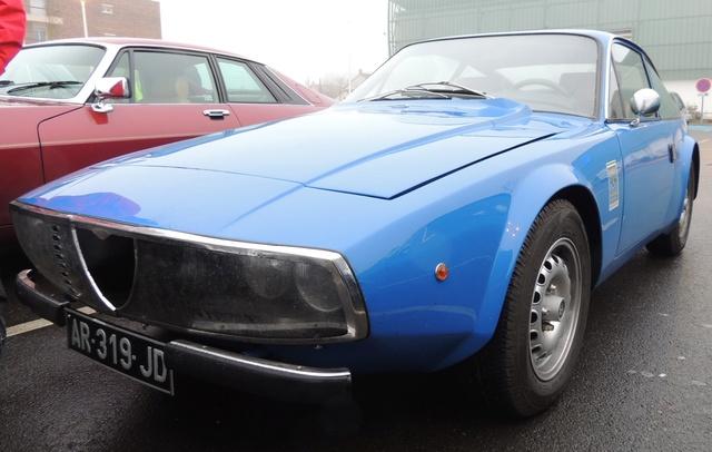 Alfa Romeo 1300 Junior ZAGATO de 1970 Dscn8817