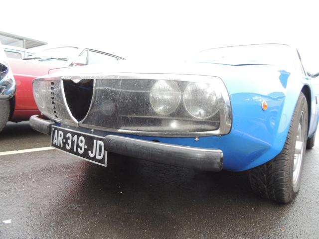 Alfa Romeo 1300 Junior ZAGATO de 1970 Dscn8820