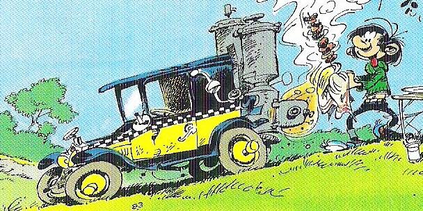 Le GAZOGENE et la voiture des français de 39 à 45 Gaz_112