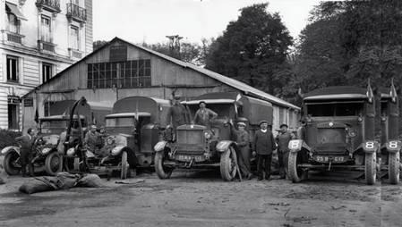 Le GAZOGENE et la voiture des français de 39 à 45 Gaz_410