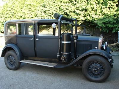 Le GAZOGENE et la voiture des français de 39 à 45 Gaz_910
