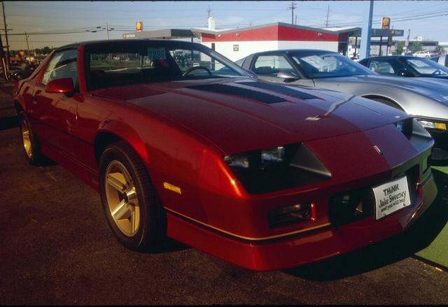 La CAMARO, Z28 – IROC Z – 1986, de mon père... Sans_n10