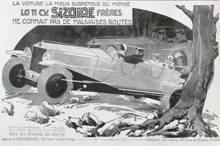 Les automobiles SIZAIRE Sizair12