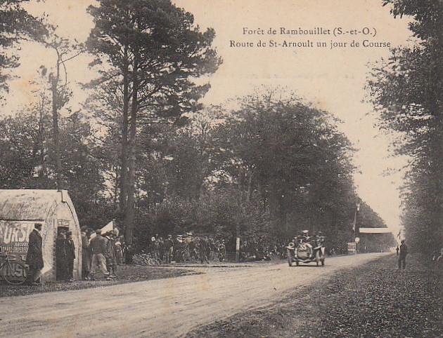 La COUPE des voiturettes, le Circuit de Rambouillet St_a_111