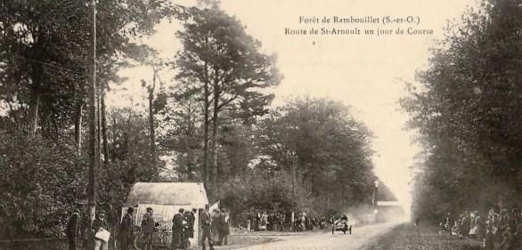 La COUPE des voiturettes, le Circuit de Rambouillet St_a_311