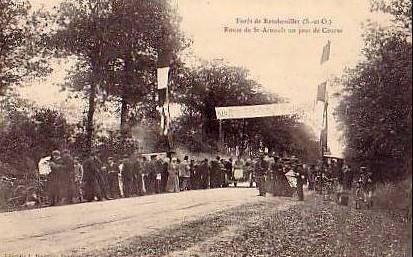 La COUPE des voiturettes, le Circuit de Rambouillet St_a_411