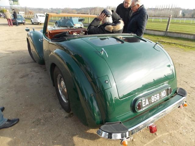 Triumph 1800 Roadster 1948 - Rambouillet Dim 20 Nov 2016 Triump15