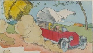 L'automobile et l'écolier - Page 2 Vache_12