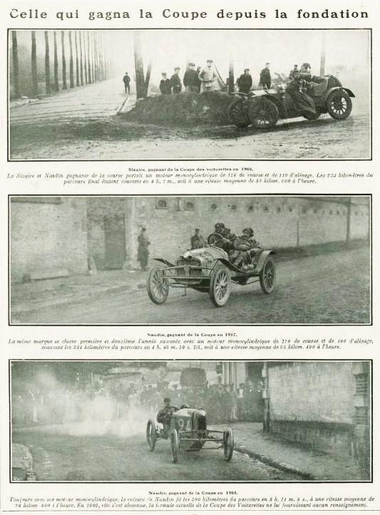 La COUPE des voiturettes, le Circuit de Rambouillet Vainqu10