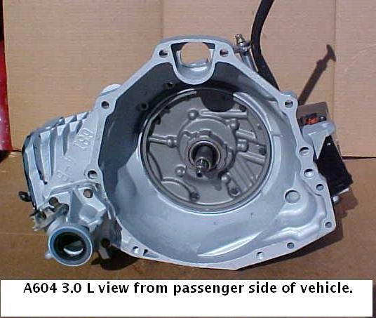 V6 3.0L et boite auto de S1 1990 à 150 euros chacun A604_310